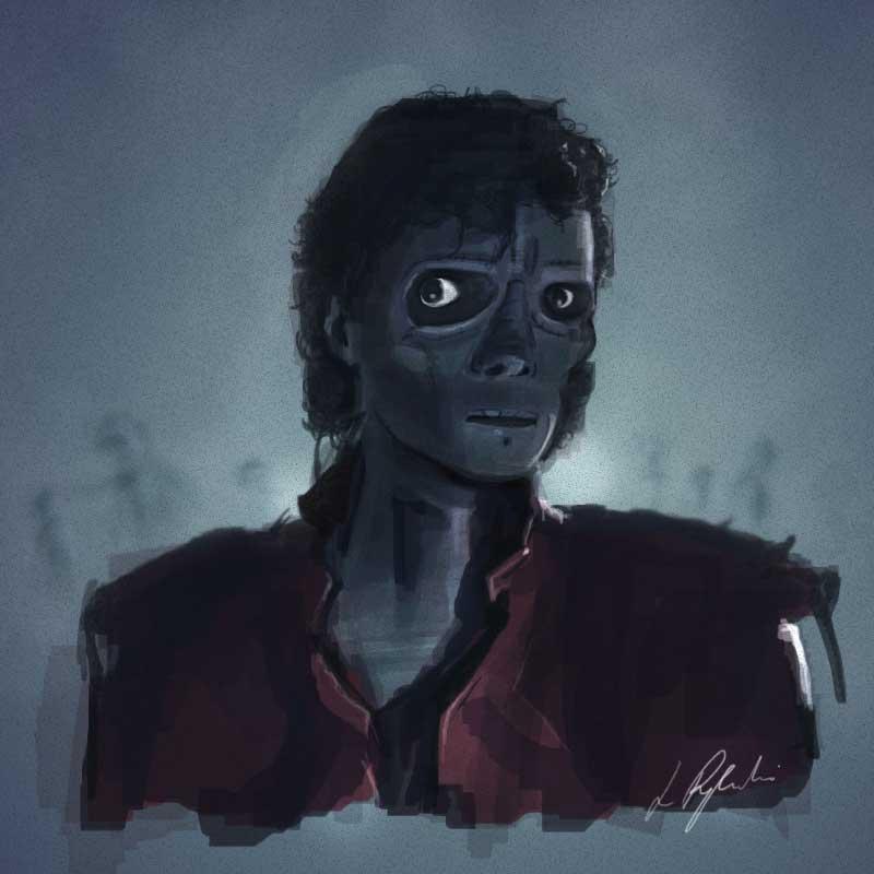 michael jackson thrilled - Michael Jackson Lebenslauf